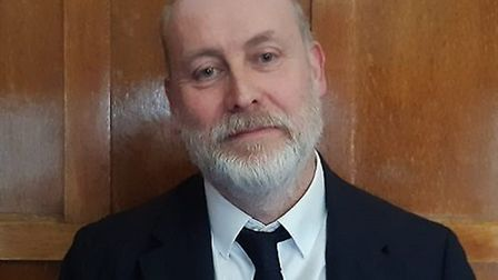 Havering Council's director of public health Mark Ansell. Picture: Havering Council