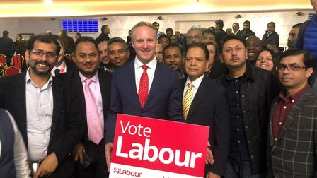 The suspension allowed Sam Tarry to be selected as the candidate for Ilford South MP which he went o