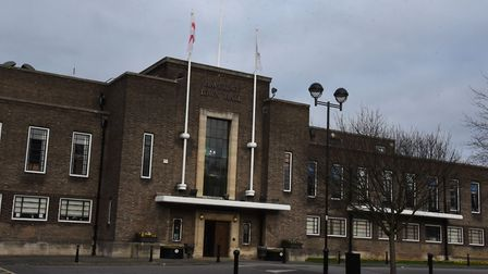 Havering Town Hall