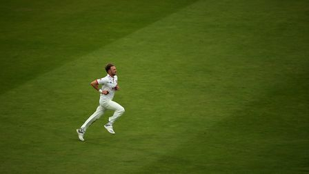 Essex's Sam Cook in action during day two of the Bob Willis Trophy Final at Lord's, London.