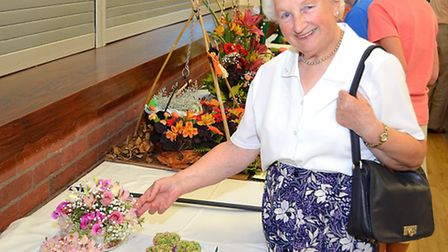 Scenes from the Oulton Broad and Lowestoft Horticultural Society Summer Show at the Carlton Colville