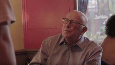 Richard Wilson stars in new comedy sketch promoting a People's Vote. Video: Grace Campbell.