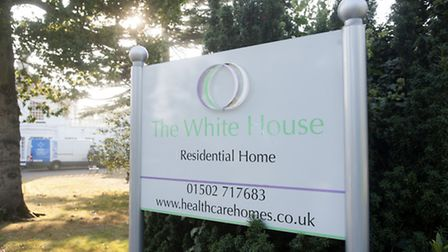 The White House care home, Beccles.PHOTO: Nick Butcher