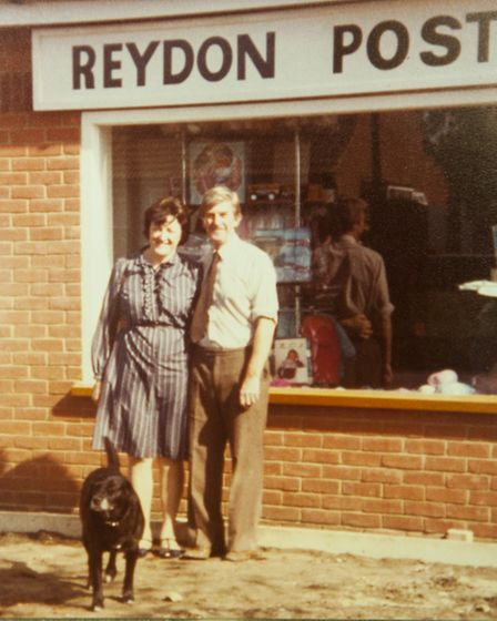 The Barbrook family are leaving the Reydon village stores after 50 years.Collect pictures of the sto