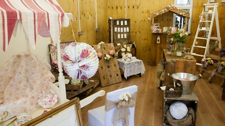 New business units have been opened at the Henstead Arts and Crafts centre.PHOTO: Nick Butcher