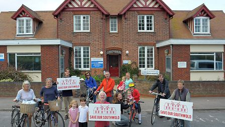 Save Our Southwold Bike Ride October 2016