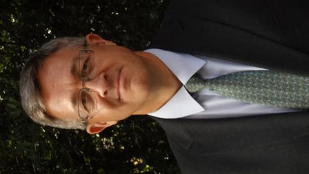 New supplied picture of Stephen Baker, chief executive of WDC. Picture: SUPPLIED