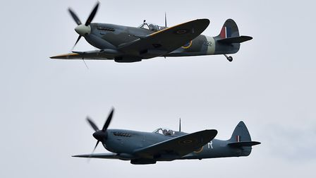 What could sum up Britain's place in a brave new world better than the Spitfire? Photo: Getty Images