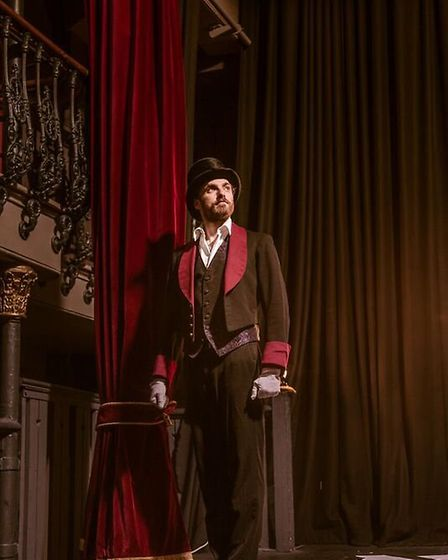 Upcoming shows at the Seagull Theatre. Vanishing Man. Photo: Seagull Theatre