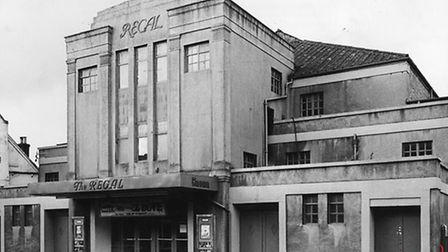 The Regal cinema in Beccles, which we sadly have no date for - any ideas? Picture: Archant.