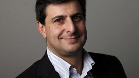 Robert Shrimsley, editorial director of the Financial Times. Photo: Getty