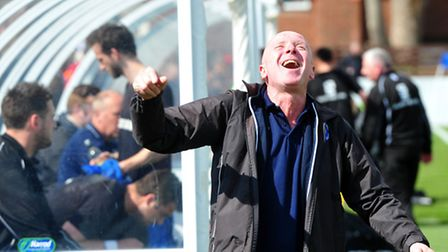Former Lowestoft Town manager, Micky Chapman, will return to the dugout.