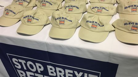 Leave Means Leave hats for sale