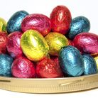 A file picture of Easter eggs. Picture: Getty Images/iStockphoto