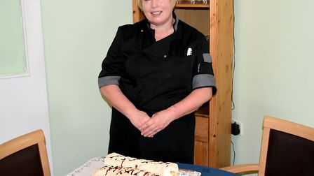 New chef Diana Homes has started work at Lilac Lodge in Oulton Broad. Picture: Courtesy of Kingsley