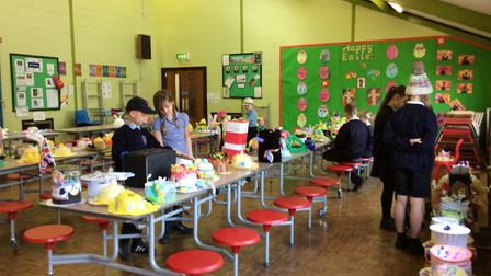 Blundeston CEVCP School managed to raise £170.75 for Brain Tumour Research as they held a Wear A Hat