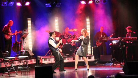 Oh! Carol - The Musical Story of Neil Sedaka and Howard Greenfield at the Marina Theatre. Photo cour