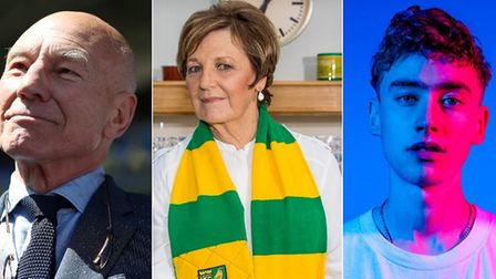 Sir Patrick Stewart, Delia Smith and Olly Alexander are all backing a People's Vote