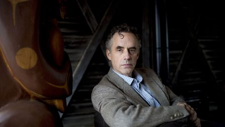 TORONTO, ON - DECEMBER 6 - Profile of Dr. Jordan Peterson. The U of T prof at the centre of a med