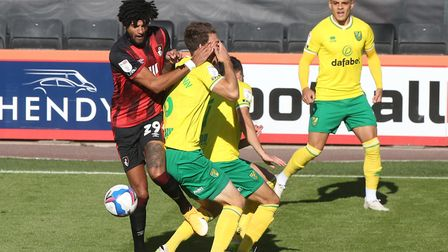 The Canaries second half display was pleasing. Picture: Paul Chesterton/Focus Images Ltd
