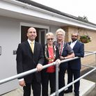 The Dell Residential Care Home has opened a new day room. Operations manager Tim Weller, Lowestoft's