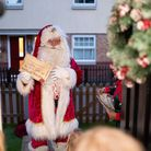 Santa will be making socially distanced visits to Norfolk children this Christmas Picture: @richardj