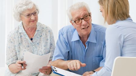 Ask the expert at Smith & Pinching about withdrawing pension funds for future investment Picture