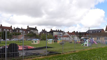 """Pops Meadow play area, in Pavilion Road, Gorleston will be maintained for """"existing use"""" for at leas"""