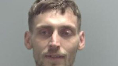 Kane Smith, 28, from Norwich, who is wanted on recall to prison after breaching the terms of his lic