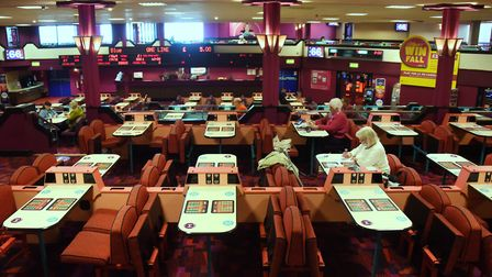 The Mecca Bingo hall. Picture: DENISE BRADLEY