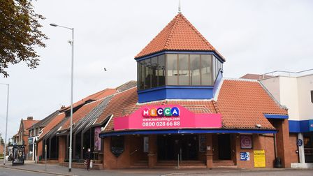 The Mecca Bingo, Norwich. Picture: DENISE BRADLEY