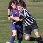 Action from the opening day of the season, as Normanston Magpies took on FC White Horse at Normansto