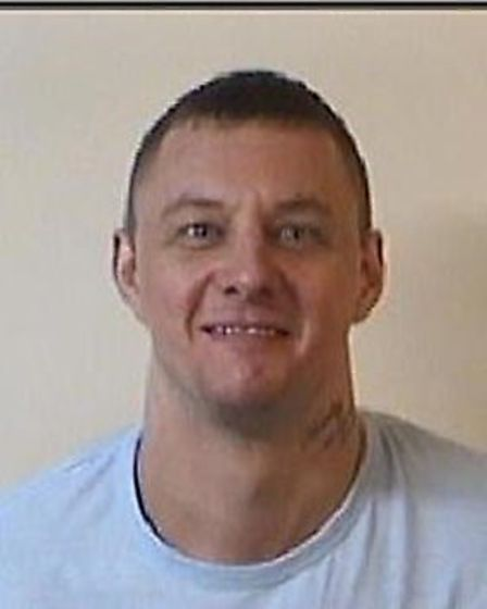 Mark Barton from Norwich who is wanted on recall to prison. Picture: Norfolk Police