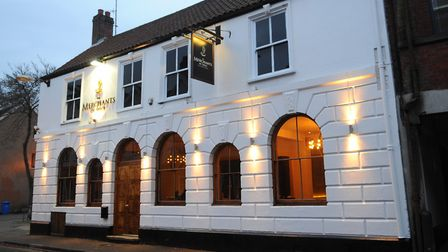 The Merchants of Spice Indian Restaurant in Colegate Picture: Denise Bradley
