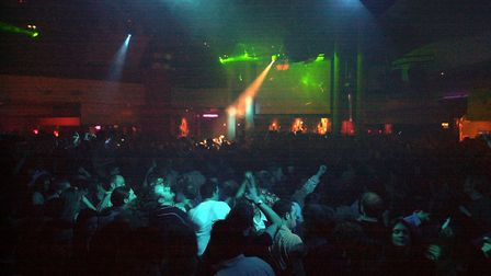 Time nightclub in Norwich. Picture Archant.