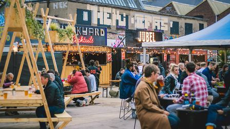 Norwich's Junkyard Market has raised thousands for local charities. Picture: Junior @DN.IMAGERY