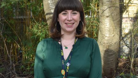 Annabelle Herring is a teacher of foundation learning, health and childcare at NewVIc College