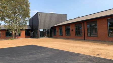 The new Sir Bobby Robson School has opened in Ipswich. Picture: GOODERHAM PR