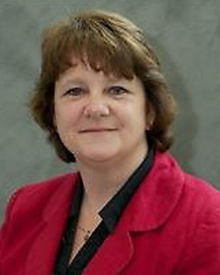 Councillor Sandra Gage said retail and hospitality businesses with affordable flats above would be a