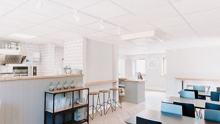CafeFlex is the new cafe at StudioFlex in Nacton, Ipswich, where you can grab a smoothie or coffee a