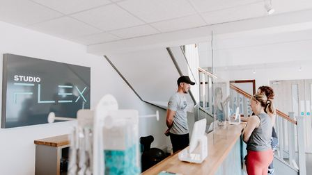 StudioFlex in Nacton, Ipswich, is a new boutique fitness centre offering classes in the latest fitne