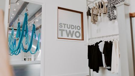 StudioFlex in Nacton, Ipswich, specialises in group fitness classes such as Hot Yoga, Barre, Mat Pil
