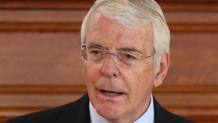 Sir John Major speaks out about Brexit