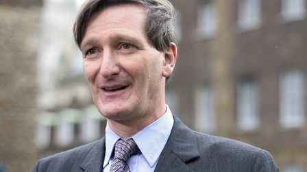 Clear Conscious- Dominic Grieve. Picture: SHAUN CURRY/AFP/Getty Images)