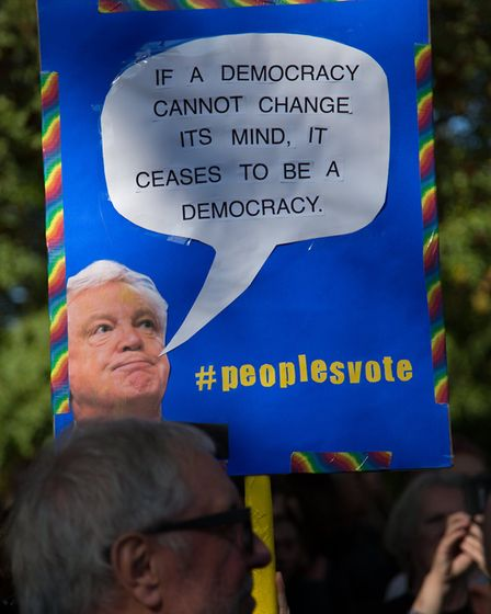 People's Vote March - Timothy Mead