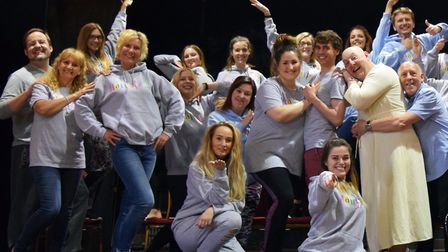 The Lowestoft Players present Hairspray at the Marina Theatre.