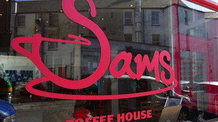 Sams Coffee House in Lowestoft. Picture: Nick Butcher.