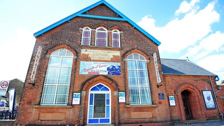A library photo of the Bethel in Lowestoft