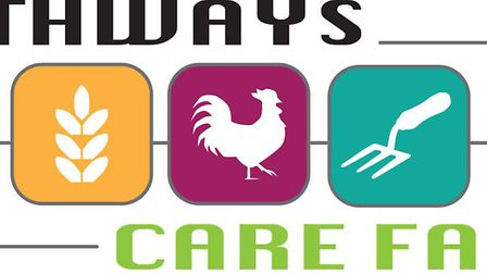 Pathways Care Farm are set to benefit. The care farm logo.