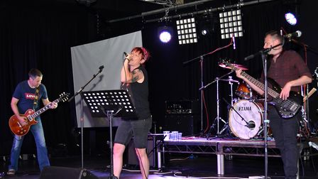 Performances on the main stage at K Fest The Finale in Lowestoft. Pictures; Mick Howes